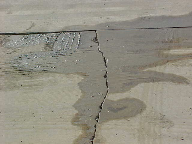Concrete Crack Pumping