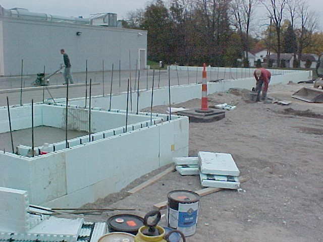 vandalia range armory - Design Of Reinforced Concrete Walls